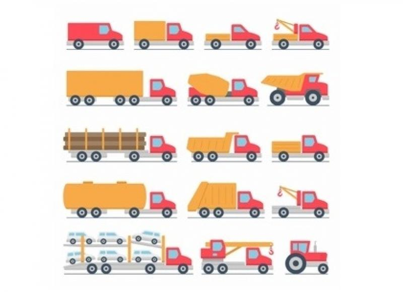 the various types of commercial truck and trailer insurances
